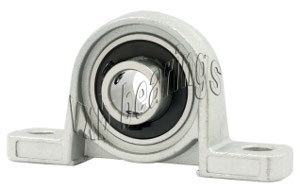 17mm Bore P003 Bearing Miniature Pillow Block Mounted Bearings