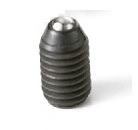 NBK Made in Japan PAF-10-L-P Miniature Light Load Ball Plunger with Vibration Resistant Treatment