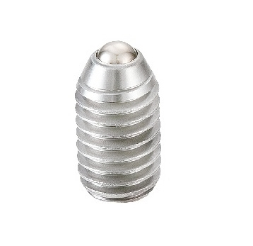 NBK Made in Japan PAF-16-H-P Miniature Super Heavy Load Ball Plunger with Vibration Resistant Treatment