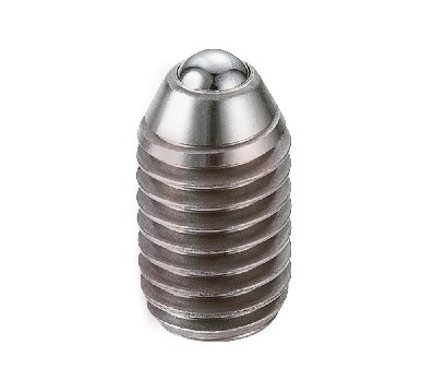 NBK Made in Japan PAFS-12-H-P Miniature Super Heavy Load Ball Plunger with Vibration Resistant Treatment