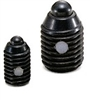 NBK Made in Japan PSS-12-1 Heavy Load Small Ball Plunger with Vibration Resistant Treatment