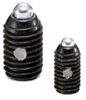 NBK Made in Japan PSS-4-2 Small Light Load Ball Plunger with Vibration Resistant Treatment