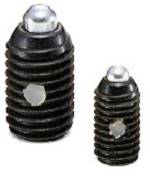 NBK Made in Japan PSS-6-2 Miniature Light Load Ball Plunger with Vibration Resistant Treatment