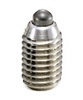 NBK Made in Japan PSSS-8-1 Stainless Steel Heavy Load Small Ball Plunger