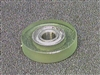 PU0312-3 Polyurethane Rubber Bearing 3x12x3mm Shielded Miniature