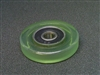 PU6x33x7-2RS Polyurethane Rubber Bearing 6x33x7mm Sealed Miniature