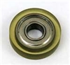PU6X40X10ZZ Polyurethane Rubber Bearing 6x40x10 C3 Shielded Miniature