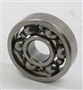 "SR188 Free Spin Dry Stainless Steel Fidget Ball Bearing  1/4""x1/2""x1/8"" inch Bearings"