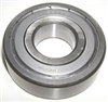 "R8ZZC3 QZY Shielded Bearing C3 Clearance 1/2""x1 1/8""x 5/16"" inch"