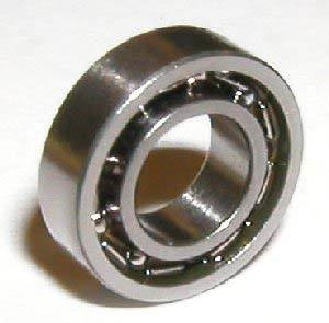 RMS8 Radial Ball Bearing Open Bore Dia. 25.4mm OD 63.5mm Width 19.05mm
