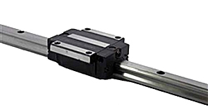 SGL45HTE NB 45mm 42.5 inches  Rail Guideway System Flanged Slide Unit Linear Motion
