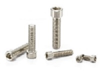 SNS-M6-12-SD-EL-NBK  Socket Head Cap Screws with Small Head - Pack of 10