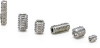 SNTS-M2-3-FP-NBK 3mm Long Set Screws for precision instruments