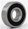 "SR188-2RS ABEC-7 CERAMIC SI3N4 High Clearance Stainless Steel Ball Bearing  1/4""x1/2""x3/16"" inch Bearings"