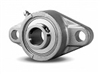 inch 2-Bolts Stainless Steel Mounted Bearing Unit SSUCFL205-16
