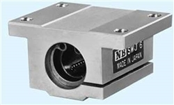 "NB Systems SWJ8 NB Ball Bushing Block 1/2"" inch Linear Motion"
