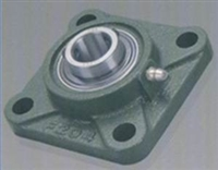 "2 3/8"" Inch Bearing UCF212-38  Square Flanged Cast Housing Mounted Bearings"