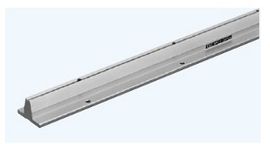"WA10-24PD NB Stainless Steel Shaft 24"" inch Length Linear Motion"