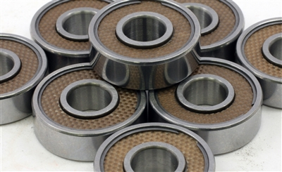 6x10 Sealed 6x10x3 Miniature Bearing Pack of 10