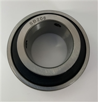 SB206 Bearing 30mm Bore Insert Mounted Bearings