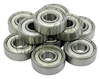 2x5.5 Shielded 2x5.5x2 Miniature Bearing Pack of 10