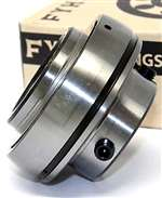 "FYH Bearing 1 3/8"" Bore RABP138 Go Kart Axle Mounted Bearings"