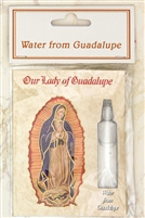 Water from Guadalupe