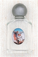 St. Michael Holy Water Bottle