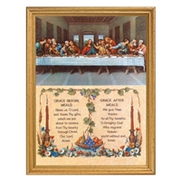 Da Vinci Last Supper Frame