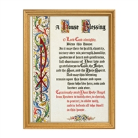 A House Blessing Frame