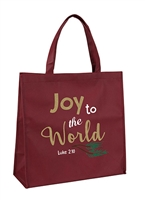 Joy to the Lord Tote Bag