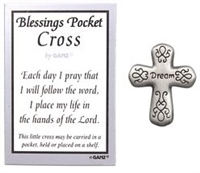 BLESSINGS POCKET TOKEN (DREAM) by Ganz