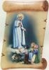 Our Lady of Fatima (Scroll)
