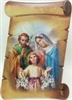 Holy Family (Scroll)