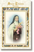 St Therese Novena Book