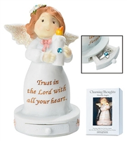 December Birthstone Angel