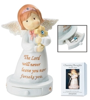 March Birthstone Angel