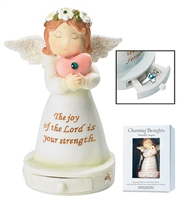 May Birthstone Angel