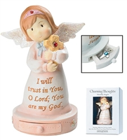 July Birthstone Angel