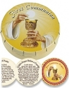 Prayer Tin - First Communion
