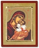 Madonna and Child Icon Plaque