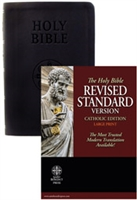 RSV-CE Bible Large Print - Black Premium Ultrasoft Cover