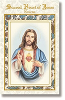 Sacred Heart of Jesus Novena Book
