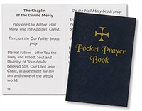 Pocket Prayer Book Traditional