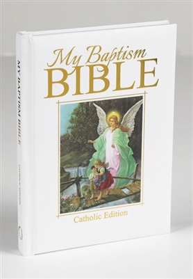 Gift Edition, My Baptism Bible