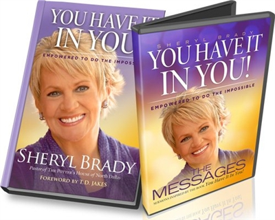You Have It In You + 2-Part Message Series