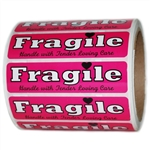 Fragile Handle with Tender Loving Care Label from Big Doings LLC