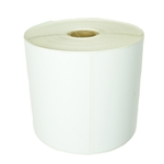 "Blank Direct Thermal Labels - 4"" by 6"" - 400 ct Roll"