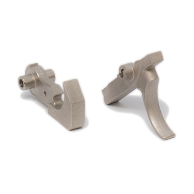 Nickel-T Hammer & Trigger Set