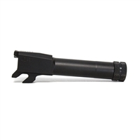 CA Compliant .40 to 9mm M&P Shield Threaded Conversion Barrel